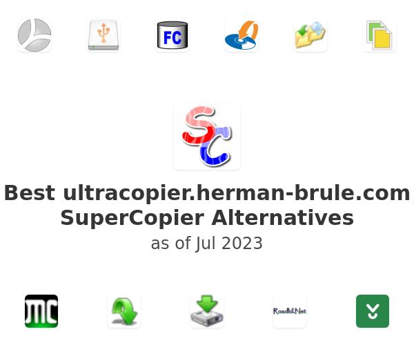 Best SuperCopier Alternatives