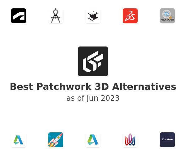 Best Patchwork 3D Alternatives