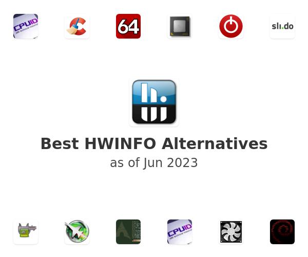 Best hwinfo Alternatives