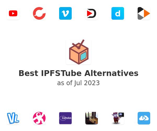 Best IPFSTube Alternatives