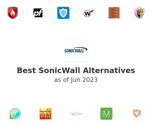 Best SonicWall Alternatives