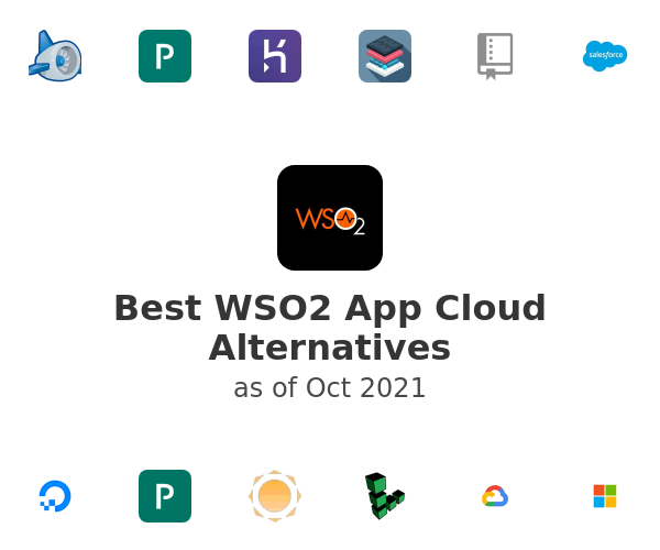 Best WSO2 App Cloud Alternatives