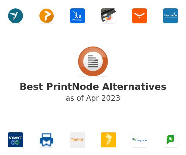 Best PrintNode Alternatives