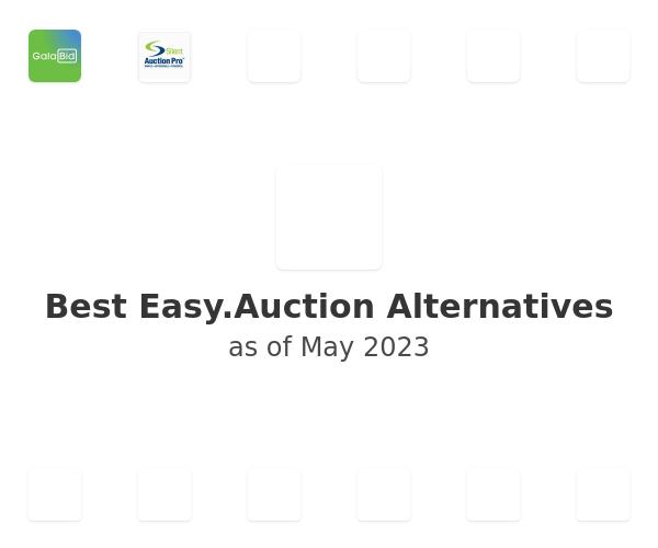 Best Easy.Auction Alternatives