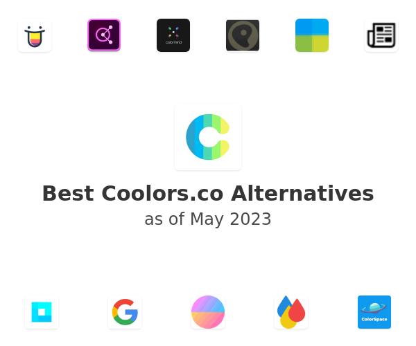 Best Coolors.co Alternatives