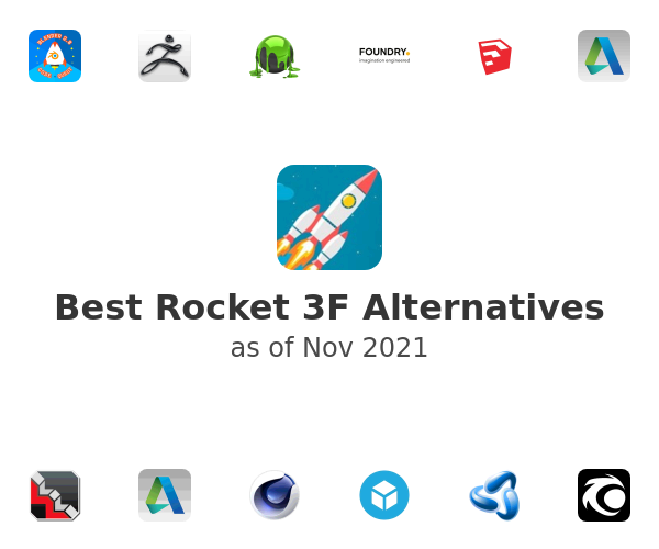 Best Rocket 3F Alternatives