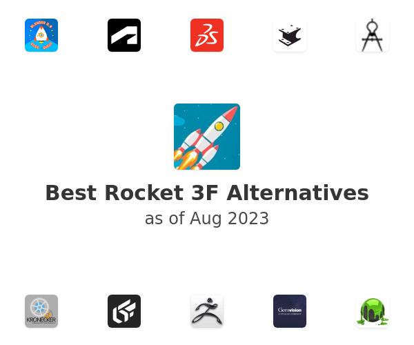 Best Rocket 3F Alternatives
