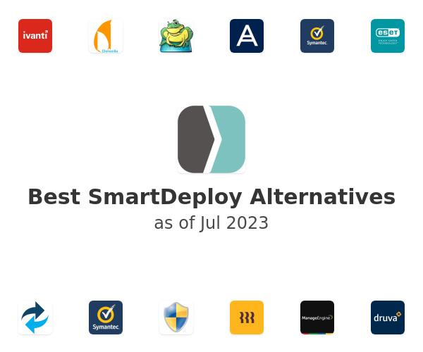 Best SmartDeploy Alternatives