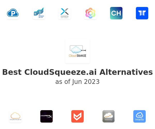 Best CloudSqueeze Alternatives