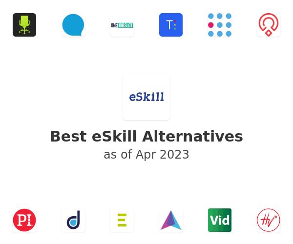 Best eSkill Alternatives