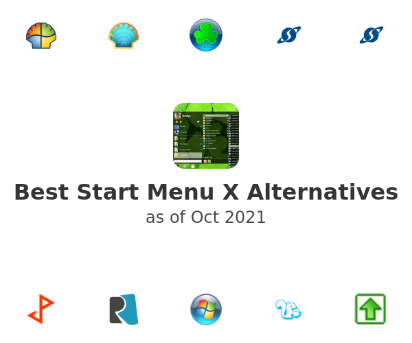 Best Start Menu X Alternatives