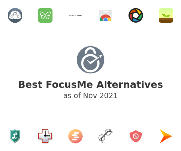 Best FocusMe Alternatives