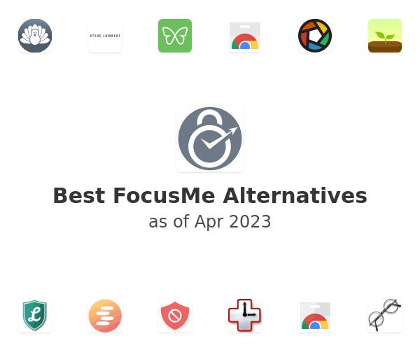 Best FocusMe Alternatives