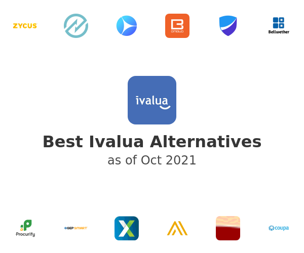 Best Ivalua Alternatives
