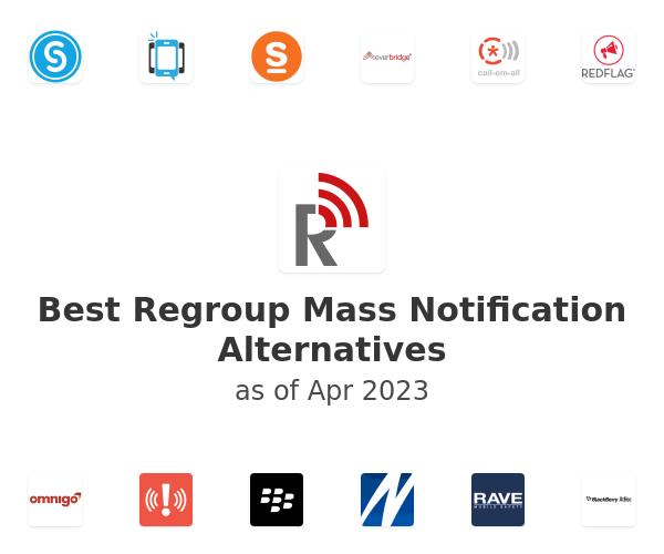 Best Regroup Mass Notification Alternatives
