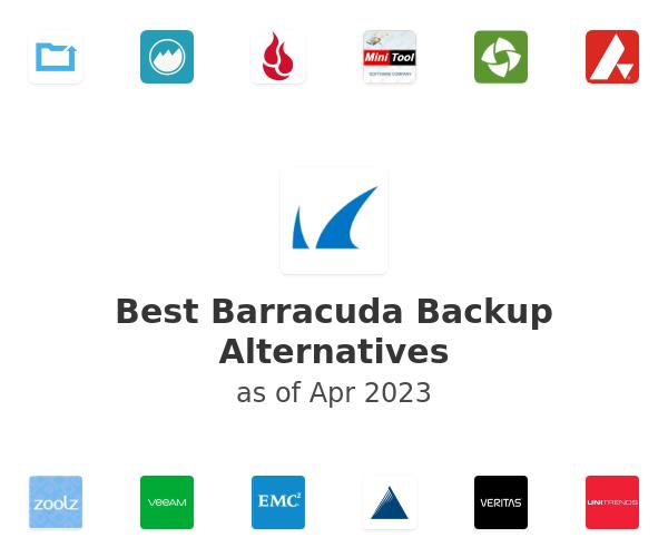 Best Barracuda Backup Alternatives