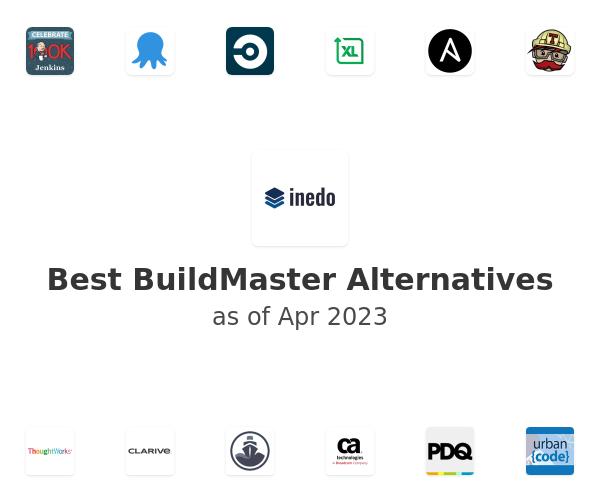Best BuildMaster Alternatives