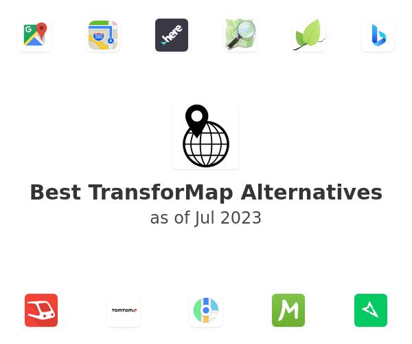 Best TransforMap Alternatives