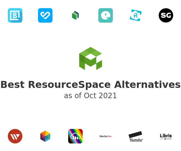 Best ResourceSpace Alternatives