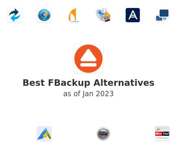 Best FBackup Alternatives