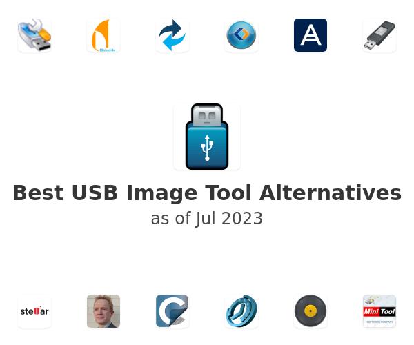 Best USB Image Tool Alternatives