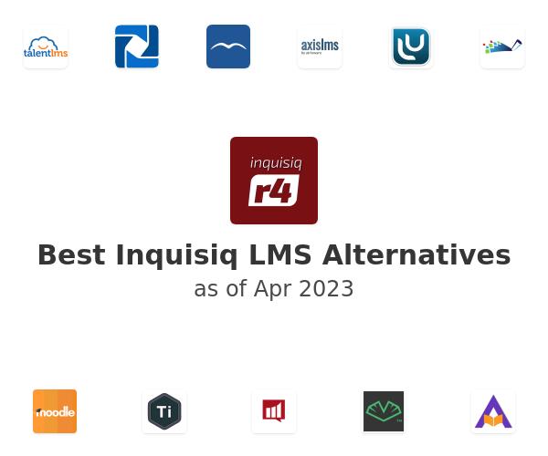 Best Inquisiq LMS Alternatives
