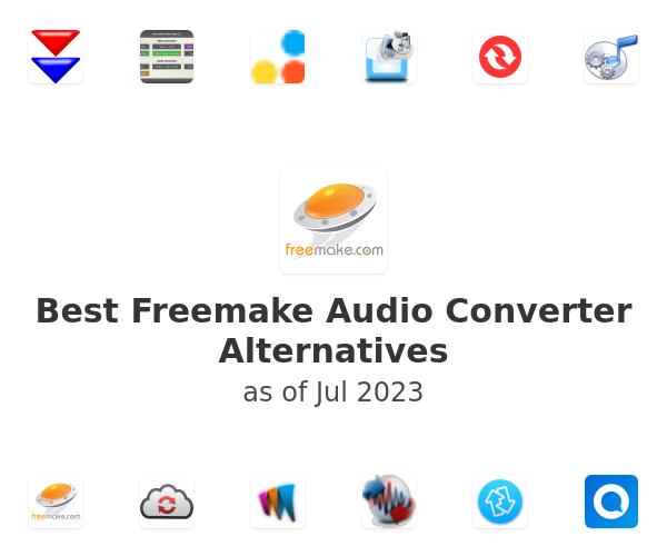Best Freemake Audio Converter Alternatives