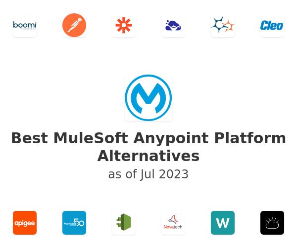 Best MuleSoft Anypoint Platform Alternatives