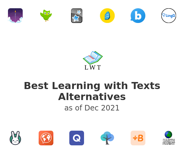 Best Learning with Texts Alternatives
