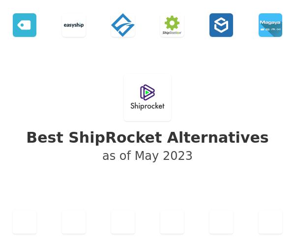 Best ShipRocket Alternatives