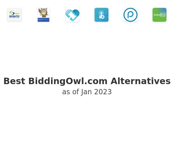 Best BiddingOwl.com Alternatives