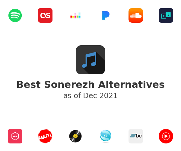 Best Sonerezh Alternatives