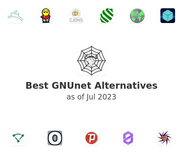 Best GNUnet Alternatives