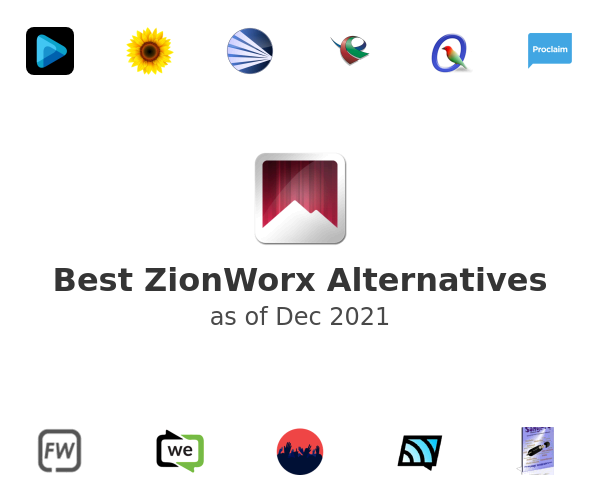 Best ZionWorx Alternatives