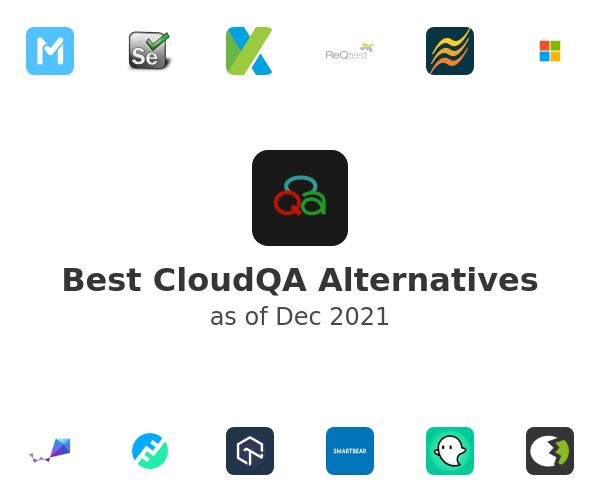 Best CloudQA Alternatives