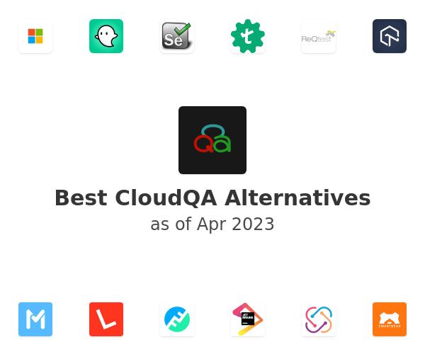 Best CloudQA Alternatives