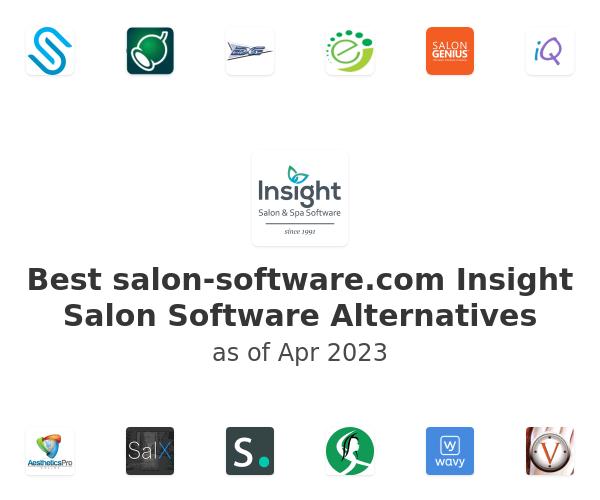 Best Insight Salon Software Alternatives