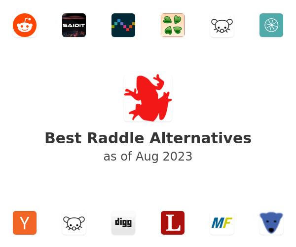 Best Raddle Alternatives