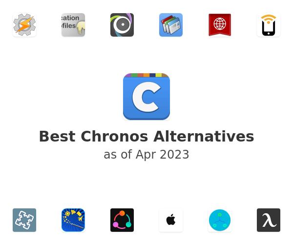 Best Chronos Alternatives