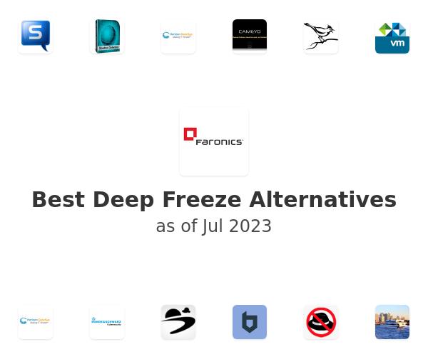 Best Deep Freeze Alternatives