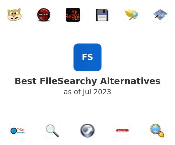Best FileSearchy Alternatives