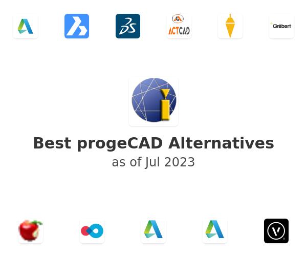 Best progeCAD Alternatives