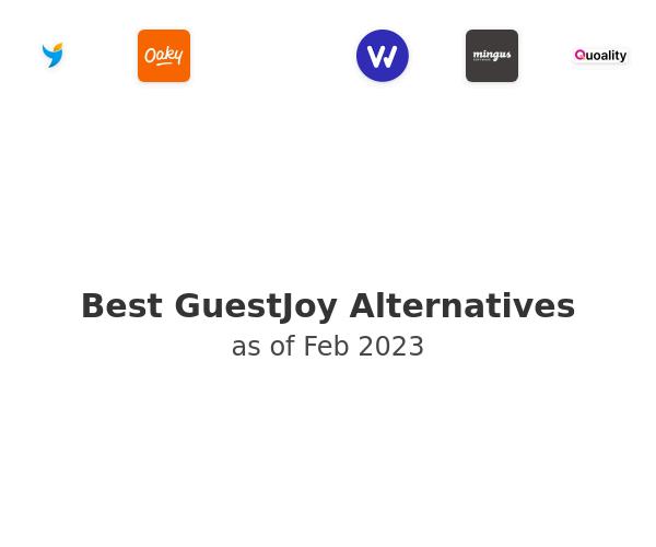 Best GuestJoy Alternatives
