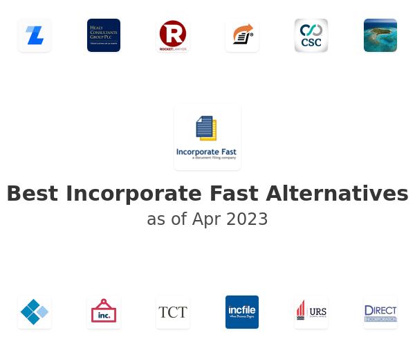 Best Incorporate Fast Alternatives