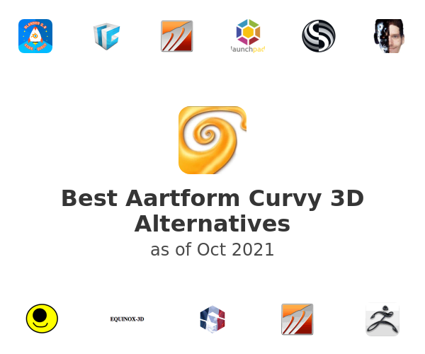 Best Aartform Curvy 3D Alternatives