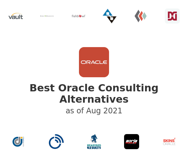 Best Oracle Consulting Alternatives