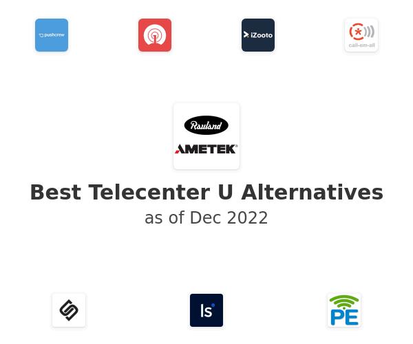 Best Telecenter U Alternatives