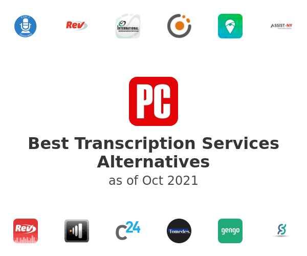 Best Transcription Services Alternatives