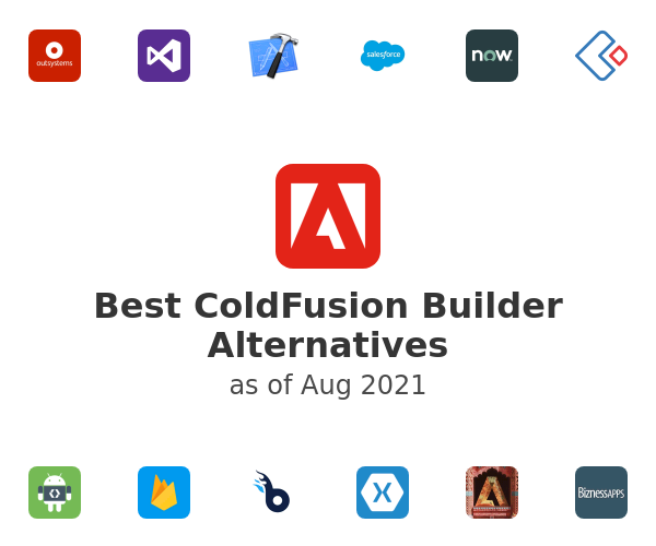 Best ColdFusion Builder Alternatives