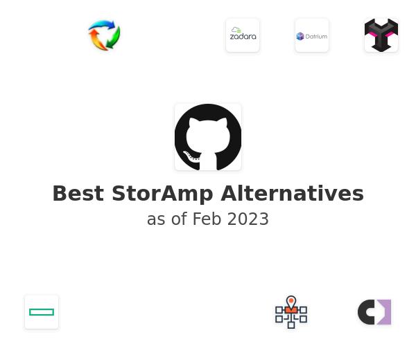 Best StorAmp Alternatives